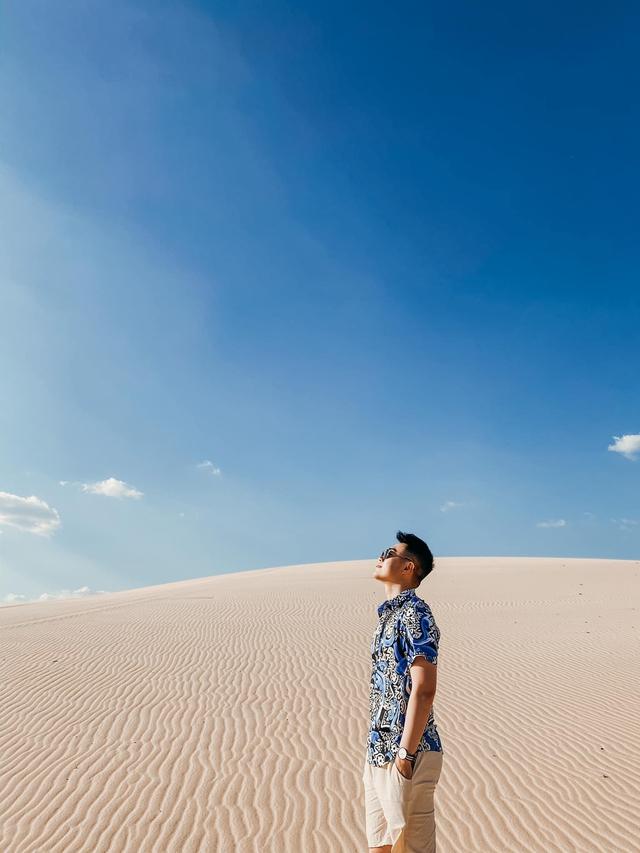 Ngắm hoàng hôn mê hoặc trên đồi cát, chiêm ngưỡng cung đường biển đẹp tuyệt đỉnh: Mũi Né, có tất thảy! - Ảnh 12.