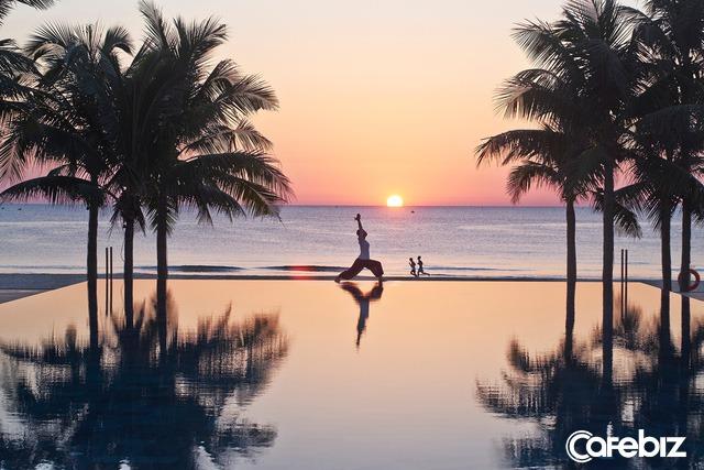 Bán trọn gói spa, massage, gym... trong giá phòng, thương hiệu nghỉ dưỡng 5* này có tỷ lệ lấp đầy phòng lên đến 86%, dẫn đầu ngành du lịch wellness - Ảnh 2.