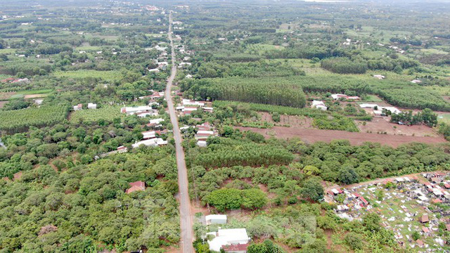 Cận cảnh khu đất hơn 1,8 nghìn ha đang thu hồi làm sân bay Long Thành - Ảnh 15.