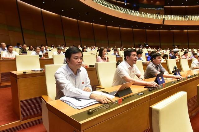 Quốc hội trao nhiều cơ chế đặc thù cho Hà Nội trong 5 năm tới - Ảnh 1.