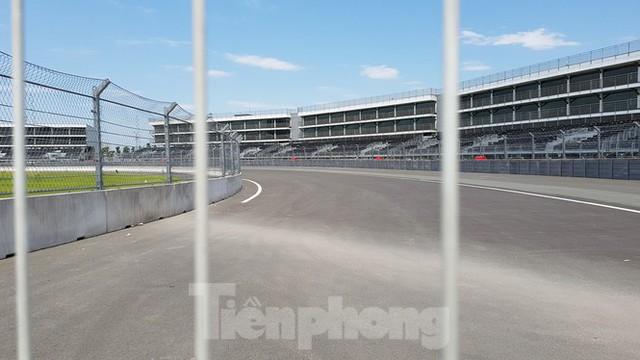 Nhìn gần đường đua F1 cực khác lạ tại Hà Nội trước thông tin sẽ đua cuối năm nay - Ảnh 12.
