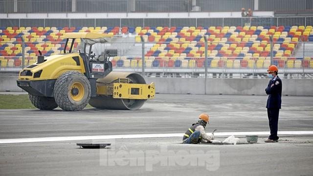 Nhìn gần đường đua F1 cực khác lạ tại Hà Nội trước thông tin sẽ đua cuối năm nay - Ảnh 16.