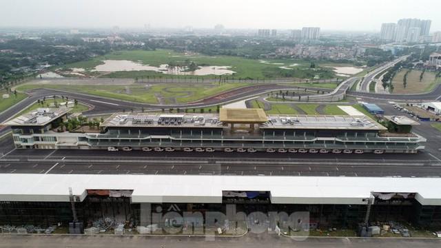 Nhìn gần đường đua F1 cực khác lạ tại Hà Nội trước thông tin sẽ đua cuối năm nay - Ảnh 17.