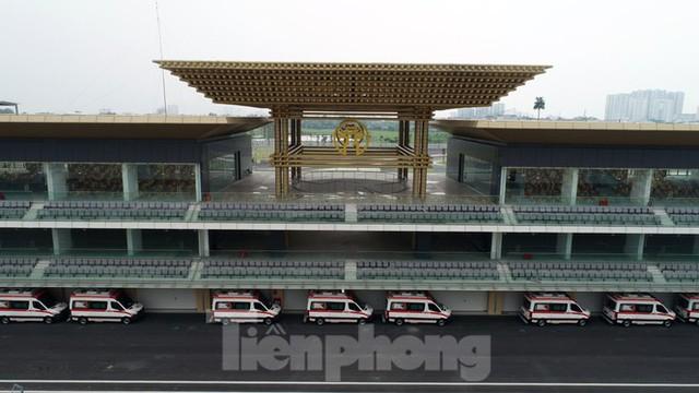 Nhìn gần đường đua F1 cực khác lạ tại Hà Nội trước thông tin sẽ đua cuối năm nay - Ảnh 3.