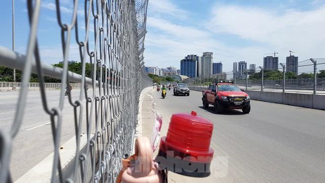 Nhìn gần đường đua F1 cực khác lạ tại Hà Nội trước thông tin sẽ đua cuối năm nay - Ảnh 8.