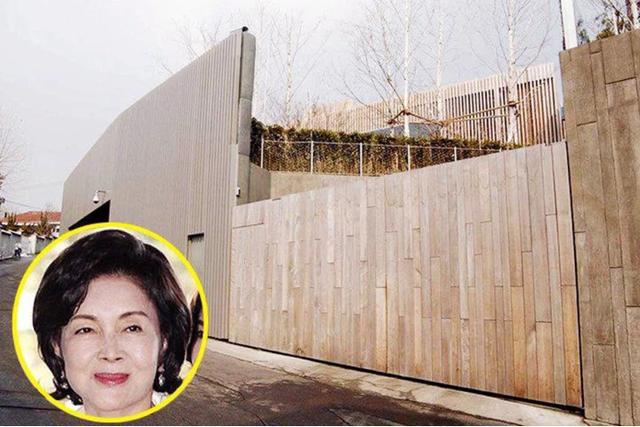 Khu đất được xem là đầu rồng ở Seoul, nơi gia tộc Samsung xây 5 dinh thự sát cạnh nhau cho các thành viên trong gia đình - Ảnh 2.