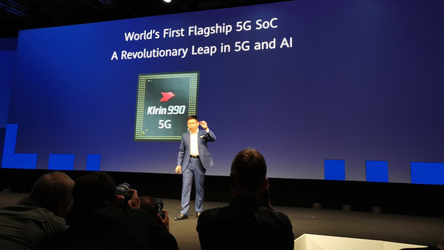 """Samsung, MediaTek - những niềm hy vọng """"ảo ảnh"""" của Huawei"""