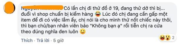 """Hỏi chấm với cách phục vụ của một thương hiệu thời trang Hà Nội: Luôn miệng gọi khách """"bạn mến thương"""" nhưng phía sau là lời lẽ phản cảm, xéo xắt - Ảnh 3."""