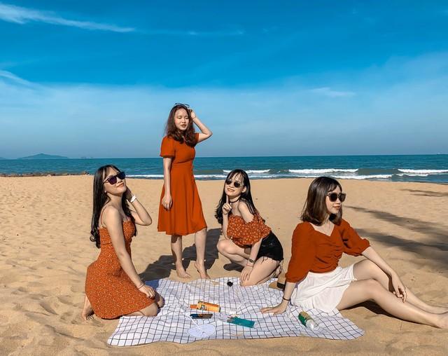 Cách Hà Nội 4 giờ đồng hồ, biển Bãi Đông vừa sạch vừa vắng chi phí chỉ 1 triệu quá hợp lý cho 2 ngày cuối tuần - Ảnh 3.
