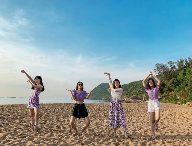 Cách Hà Nội 4 giờ đồng hồ, biển Bãi Đông vừa sạch vừa vắng chi phí chỉ 1 triệu quá hợp lý cho 2 ngày cuối tuần - Ảnh 11.