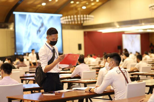 Sốc với quy trình tuyển dụng căng hơn thi đại học của Samsung Việt Nam - Ảnh 4.