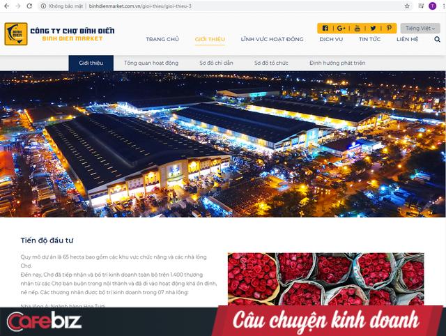 Cú hích của Covid-19: Chợ đầu mối lớn nhất Việt Nam muốn bán hàng online - Ảnh 2.