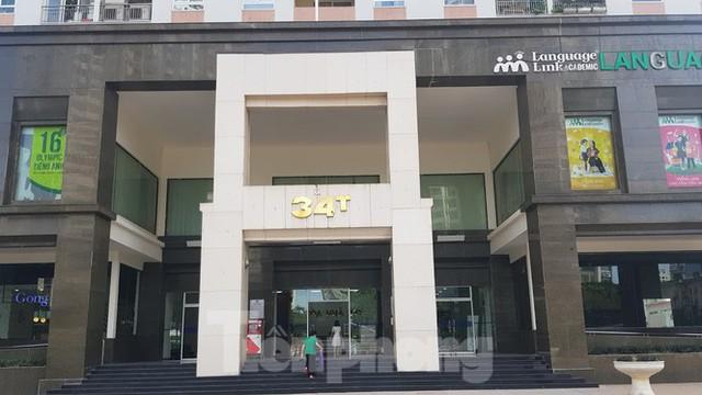 Cận cảnh khu chung cư nghìn căn hộ không phòng sinh hoạt cộng đồng ở Hà Nội - Ảnh 4.