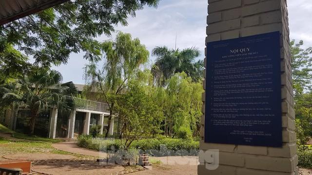 Cận cảnh khu chung cư nghìn căn hộ không phòng sinh hoạt cộng đồng ở Hà Nội - Ảnh 8.
