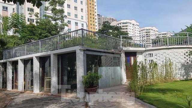 Cận cảnh khu chung cư nghìn căn hộ không phòng sinh hoạt cộng đồng ở Hà Nội - Ảnh 10.