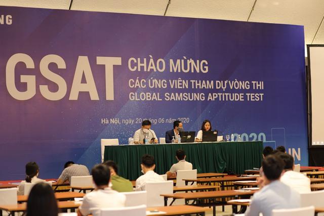 Sốc với quy trình tuyển dụng căng hơn thi đại học của Samsung Việt Nam - Ảnh 1.
