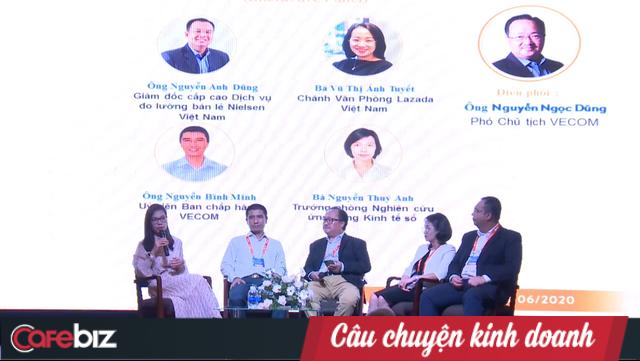 Cú hích của Covid-19: Chợ đầu mối lớn nhất Việt Nam muốn bán hàng online - Ảnh 1.