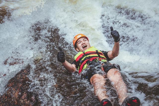 Một Đà Lạt khác thường: Tour vượt thác 6 levels không dành cho người yếu tim, khám phá thiên nhiên hùng vĩ - Ảnh 17.