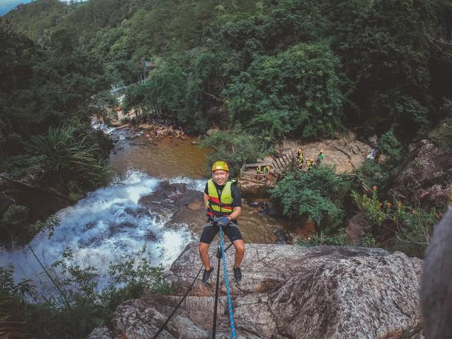 Một Đà Lạt khác thường: Tour vượt thác 6 levels không dành cho người yếu tim, khám phá thiên nhiên hùng vĩ - Ảnh 7.