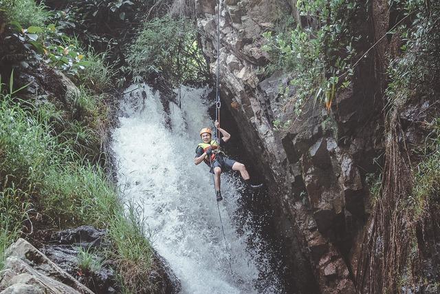 Một Đà Lạt khác thường: Tour vượt thác 6 levels không dành cho người yếu tim, khám phá thiên nhiên hùng vĩ - Ảnh 25.