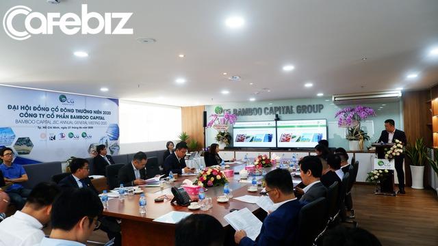 ĐHĐCĐ Bamboo Capital 2020: Đặt mục tiêu phát triển lĩnh vực năng lượng tái tạo và bất động sản công nghiệp trong 5 năm tiếp theo - Ảnh 1.