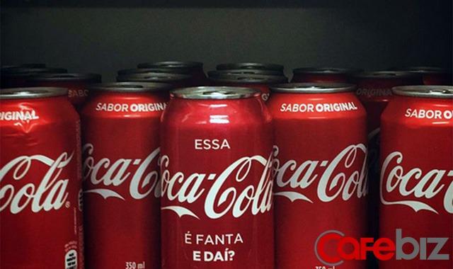 (bài CN) Chỉ in thêm 1 câu slogan, tốn 0 đồng chi phí marketing, Coco-Cola tạo ra cú nổ truyền thông tại Brazil bằng cách nào? - Ảnh 1.