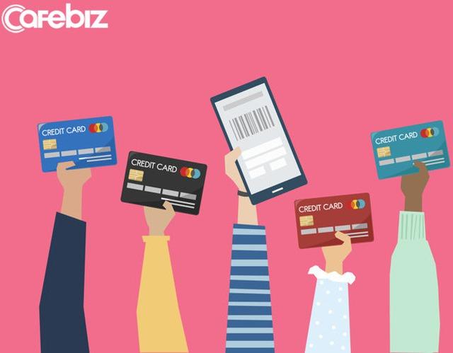 Thẻ tín dụng: Cơ hội chi tiêu hay cái bẫy tài chính của người trẻ? - Ảnh 1.