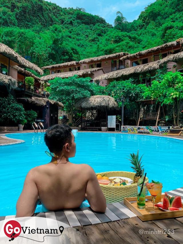 Có một Bali ngay gần Hà Nội: Thiên nhiên hùng vĩ, đảo hoang sơ, thời gian di chuyển chỉ 2 tiếng rưỡi - Ảnh 2.