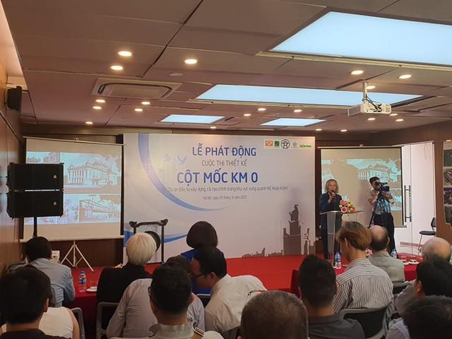 Hà Nội chốt 3 địa điểm dự kiến đặt cột mốc Km số 0 - Ảnh 1.