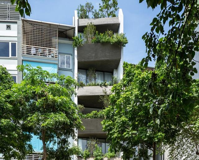 Ngôi nhà 49m2, 3 thế hệ cùng chung sống tại Hà Nội được giới thiệu trên báo Mỹ - Ảnh 1.