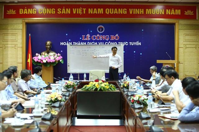 Việt Nam làm chủ hoàn toàn việc sản xuất kit thử, đẩy nhanh nghiên cứu vắc xin COVID-19 - Ảnh 1.