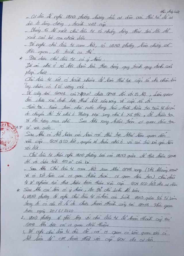 Hà Nội: Cư dân chung cư thu nhập thấp không được cấp sổ đỏ kêu cứu để con được đi học - Ảnh 5.