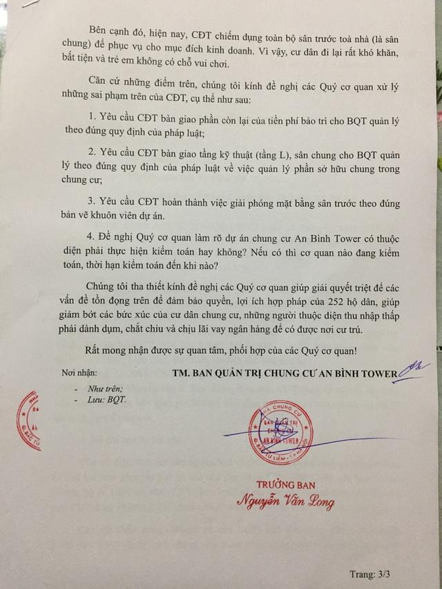 Hà Nội: Cư dân chung cư thu nhập thấp không được cấp sổ đỏ kêu cứu để con được đi học - Ảnh 6.
