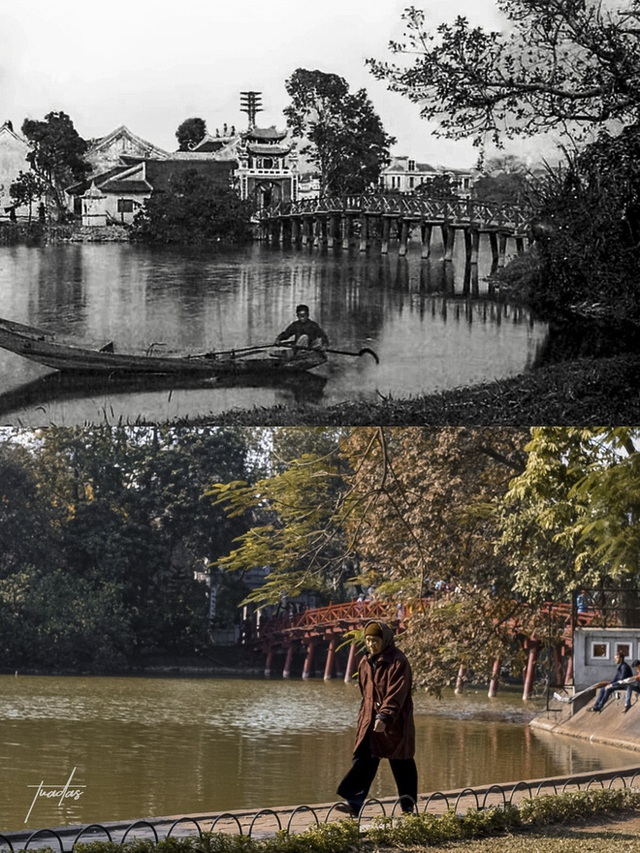 Chàng trai 25 tuổi dành 7 năm chụp bộ ảnh Hà Nội 100 năm trước: Vì thời gian là thứ không thể lấy lại được - Ảnh 7.