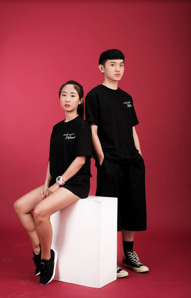 Không dựa thế gia đình, Viên Minh tự start-up thương hiệu thời trang mang tên 2 vợ chồng - Ảnh 5.