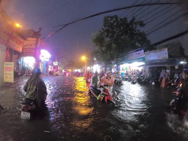 Năm 2021, trung tâm TPHCM hết cảnh phố biến thành sông? - Ảnh 2.