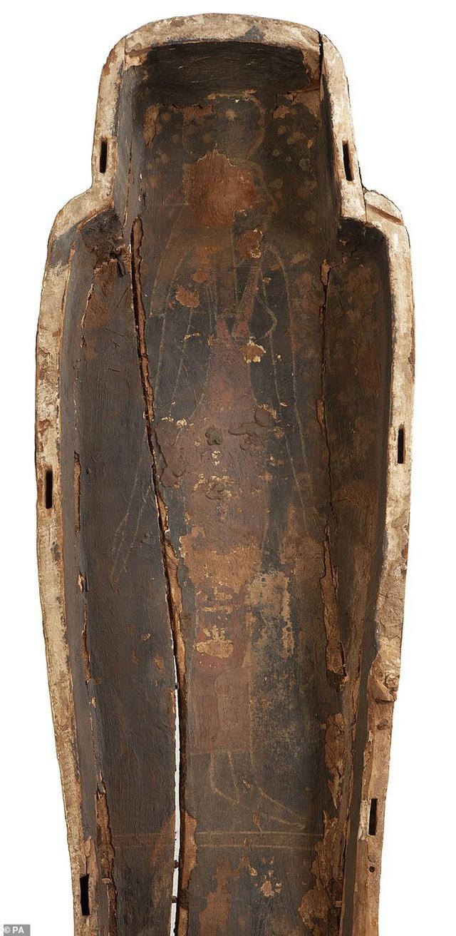 Đưa xác ướp 3.000 năm tuổi của công chúa Ai Cập ra khỏi quan tài, phát hiện bức chân dung bí ẩn cùng hàng loạt câu hỏi chưa có lời giải đáp - Ảnh 2.