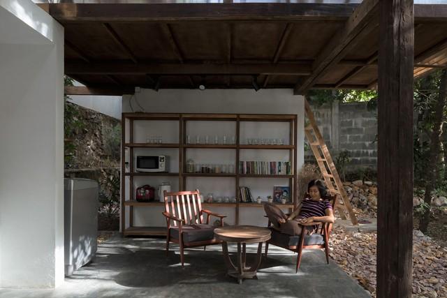Túp lều gỗ nhỏ ở TP Huế - Ảnh 4.