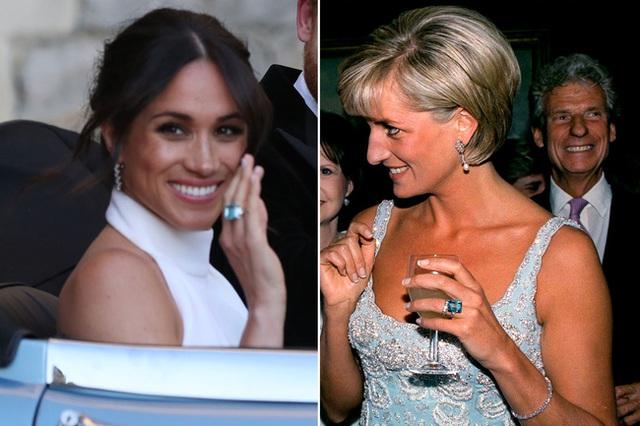 Meghan Markle dính nghi án ôm khư khư đồ trang sức trị giá hơn 200 tỷ đồng của Công nương Diana quá cố không trả lại hoàng gia - Ảnh 3.