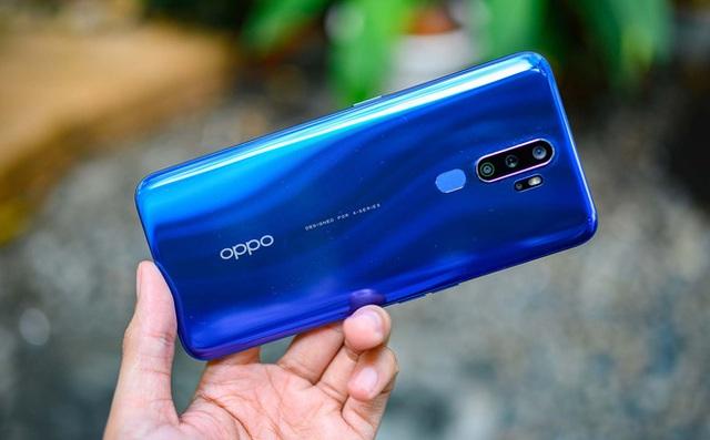 Top smartphone pin khủng dành cho tài xế trong tầm giá 6 triệu đồng - Ảnh 3.