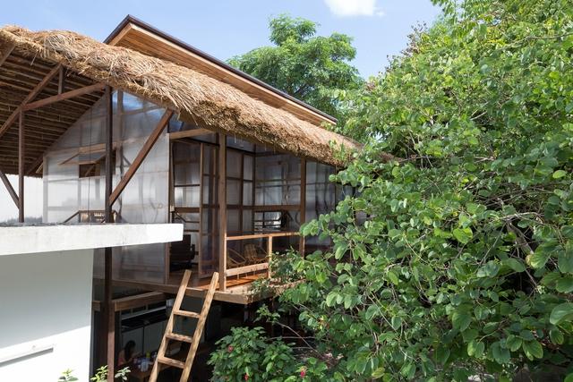 Túp lều gỗ nhỏ ở TP Huế - Ảnh 6.