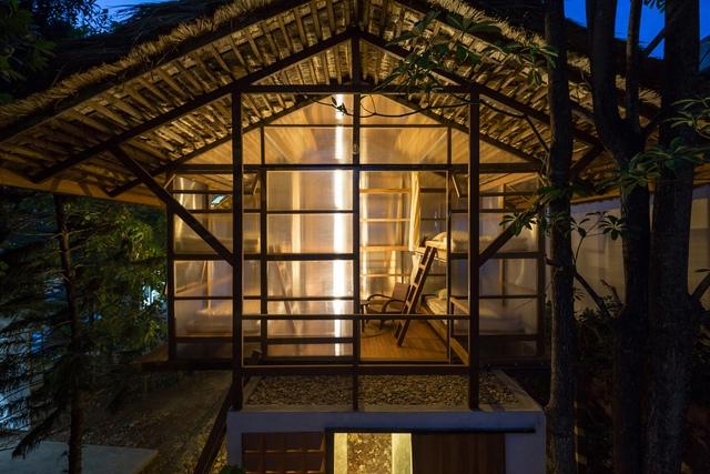 Túp lều gỗ nhỏ ở TP Huế - Ảnh 7.