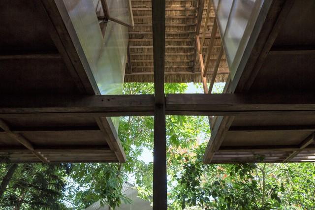 Túp lều gỗ nhỏ ở TP Huế - Ảnh 11.