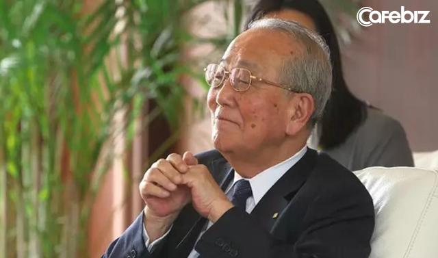 Cựu CEO của hãng hàng không Japan Airlines: Tôi sống tới 88 tuổi, tổng kết mọi điều chỉ trong 1 chữ: TÂM  - Ảnh 3.