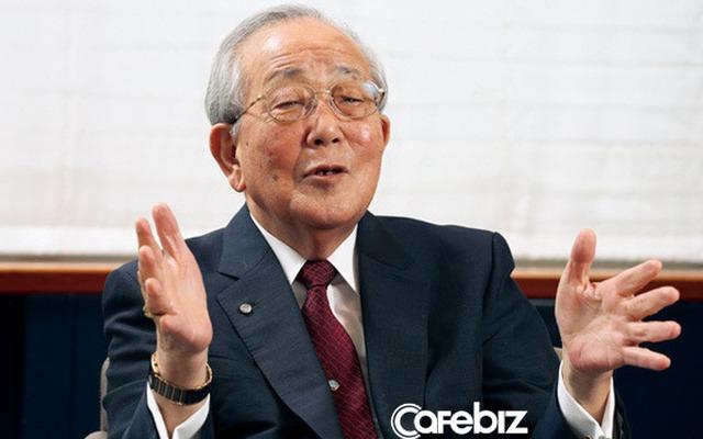 Cựu CEO của hãng hàng không Japan Airlines: Tôi sống tới 88 tuổi, tổng kết mọi điều chỉ trong 1 chữ: TÂM  - Ảnh 1.