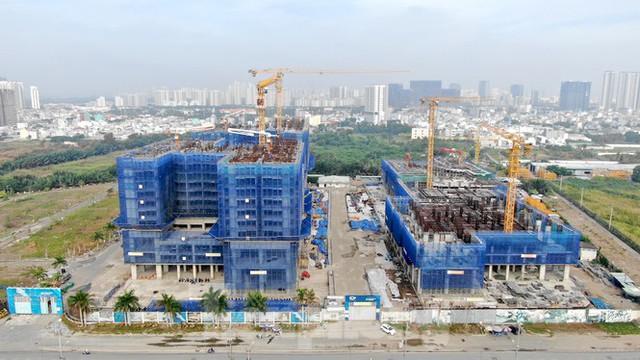 TPHCM không khuyến khích làm nhà phố trong 10 năm tới - Ảnh 1.