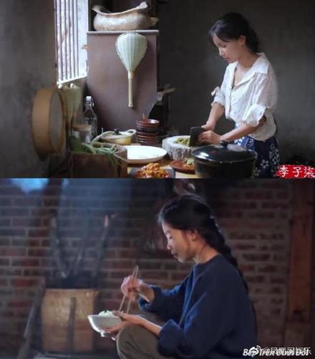 Giữa lùm xùm đạo nhái bị netizen Trung lên án, chủ nhân kênh Bếp Trên Đỉnh Đồi khoá tài khoản cá nhân và có phản ứng gây bất ngờ - Ảnh 1.
