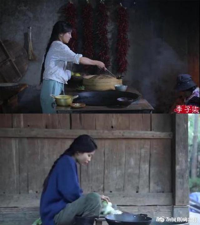 Giữa lùm xùm đạo nhái bị netizen Trung lên án, chủ nhân kênh Bếp Trên Đỉnh Đồi khoá tài khoản cá nhân và có phản ứng gây bất ngờ - Ảnh 2.