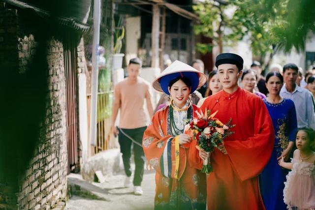 Bộ ảnh cưới cực độc đáo của cặp đôi Cao Bằng nhận bão like chỉ sau 2 giờ đăng tải, chiêm ngưỡng từng tiểu tiết nhỏ mới thấy quá chất - Ảnh 6.