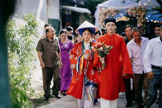 Bộ ảnh cưới cực độc đáo của cặp đôi Cao Bằng nhận bão like chỉ sau 2 giờ đăng tải, chiêm ngưỡng từng tiểu tiết nhỏ mới thấy quá chất - Ảnh 7.
